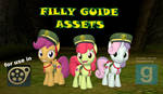 Filly Guide Assets [DL]