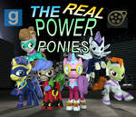 [DL] The Power Ponies (IDW) ver 1.2
