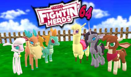 Them's Fightin' Herds - 64-bit