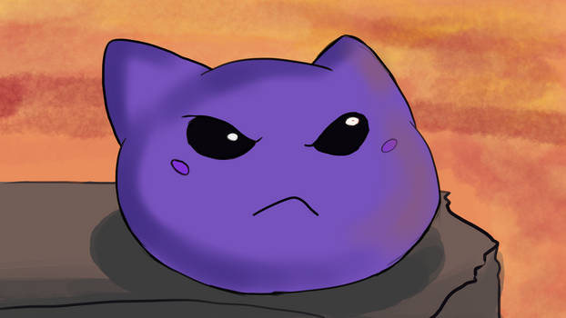 Animation Practice: Bouncing Kiimon