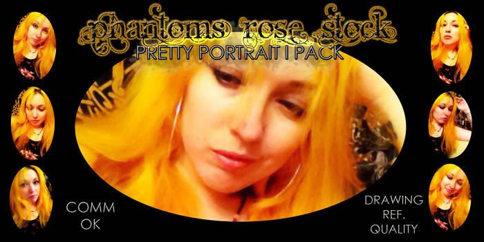 Pretty Portrait I pack