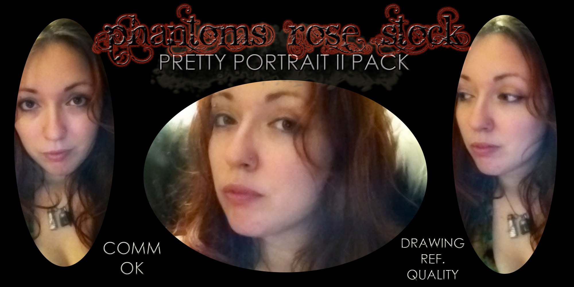 Pretty Portrait II pack