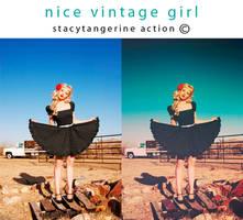 nice vintage girl by stacytangerine
