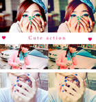 Cute action