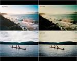 Landscape - action