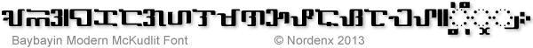 Baybayin McKudlit Fonts