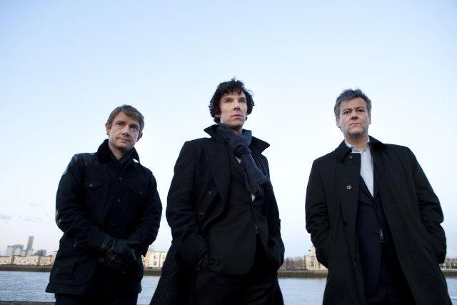 Sherlock:  Is It Not Obvious? Part 5 by Sherlockway