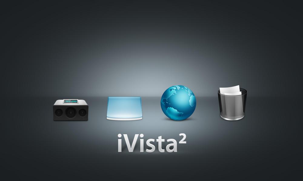 iVista 2 Windows Icons by gakuseisean
