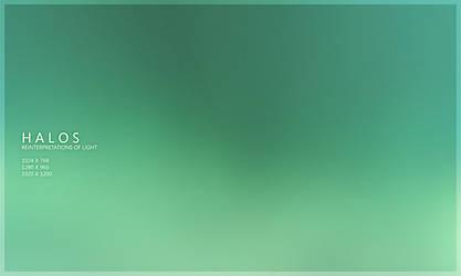 HALOS Wallpaper by gakuseisean