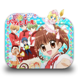 Yumeiro Patissiere Folder Icon