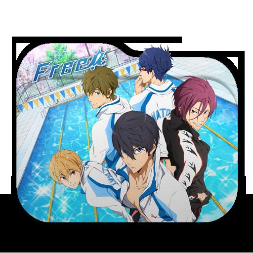Free! (anime) Folder Icon By AinoKanade On DeviantArt