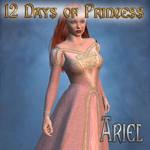12 Days of Princess - Ariel