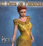 12 Days of Princess - Belle