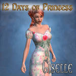 12 Days of Princess - Giselle