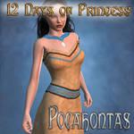 12 Days of Princess - Pocahontas