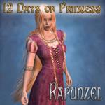 12 Days of Princess - Rapunzel