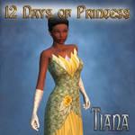 12 Days of Princess - Tiana