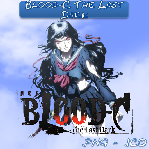 Blood-C The Last Dark ICO And PNG By Bryan1213 On DeviantArt