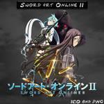 Sword art Online II ICO, PNG and Folder