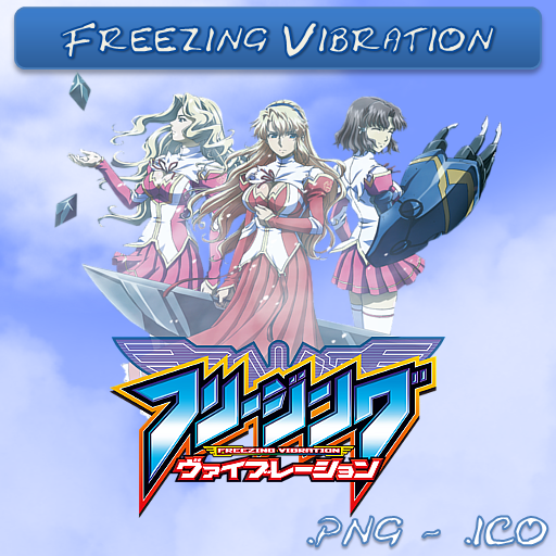 Freezing Vibration ICOPNG And Folder By Bryan1213