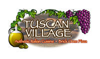 Tuscan Village logo by freelance001artist