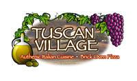 Tuscan Village logo by freelance001artist