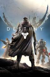 Destiny 5x7 by freelance001artist