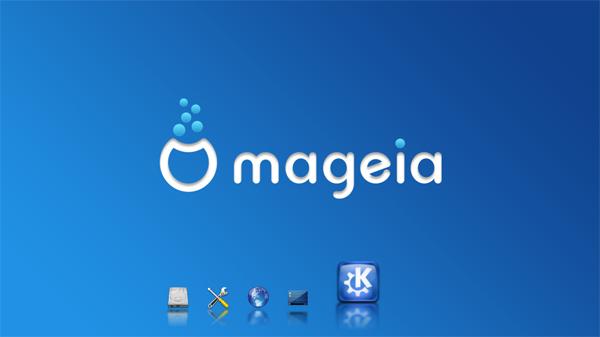 Mageia 2 Web KSplash