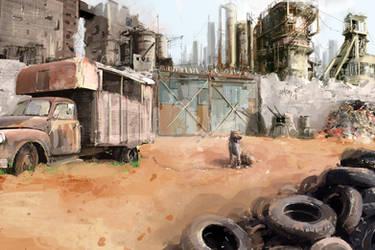 Winds of the Wasteland by gojirametallica