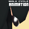 Animation - walk cycle by Xeno-striker