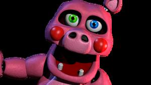 PigPatch Ucn Jumpscare Recreation