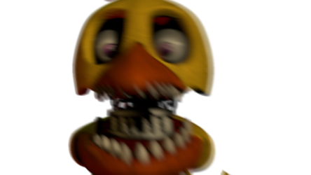 Unwithered chica Jumpscare (fanmade) by NathanNiellYT