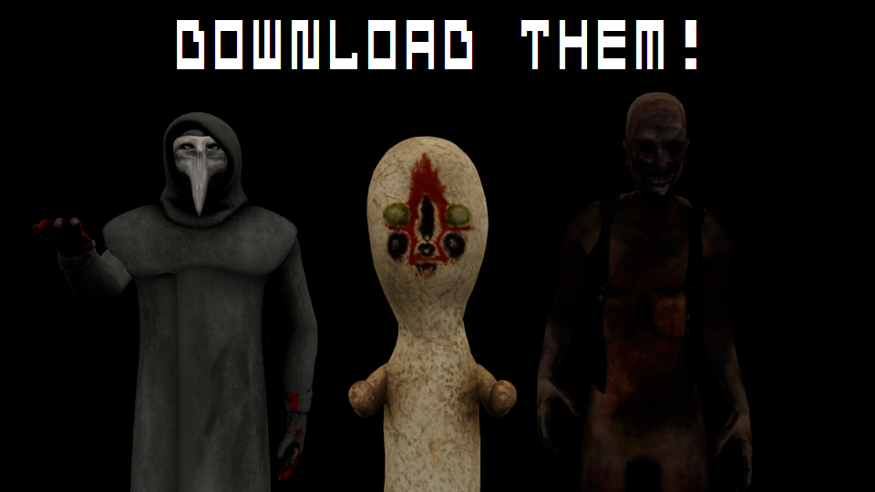 Scp Cb Model Pack Release By Rostislavgames On Deviantart