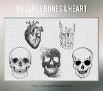 Brushes Bones and Heart [Cian05]