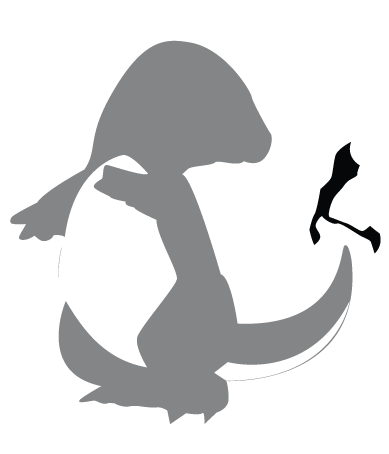 pokemon jack o lantern template - pokemon charmander pumpkin stencil by frisbii on