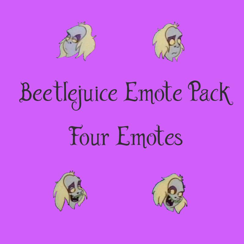 Beej Emote Pack1 by Kabuki-Sohma