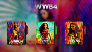 Wonder Woman 1984 (2020) Icon