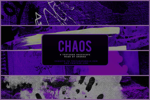 Chaos Texture Pack