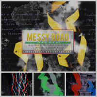 Messy Road Texture Pack (#46)