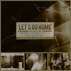 Let's Go Home Texture Pack (#66)