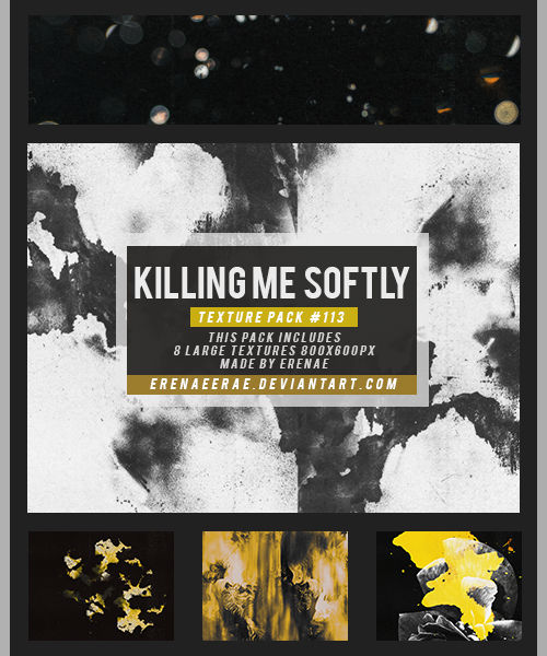 Killing Me Softly Texture Pack (#113)