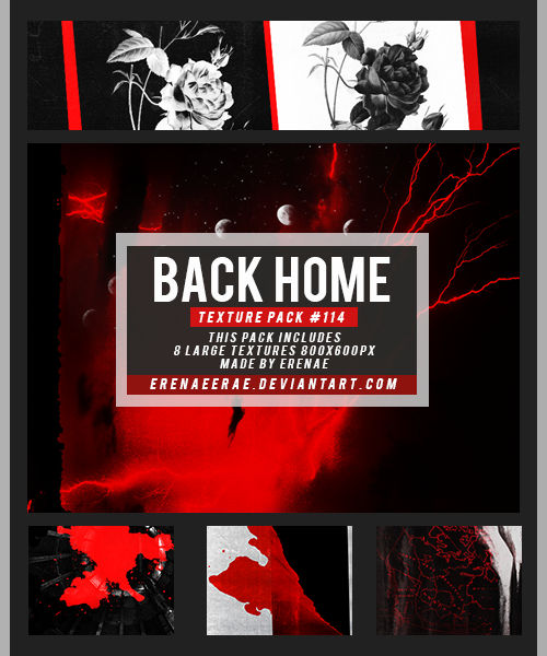 Back Home Texture Pack (#114)