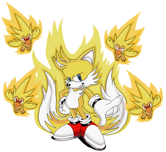 Super Tails by ...