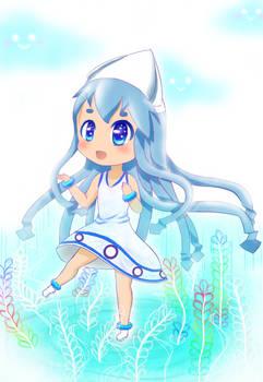 Collaboration: Ika Musume
