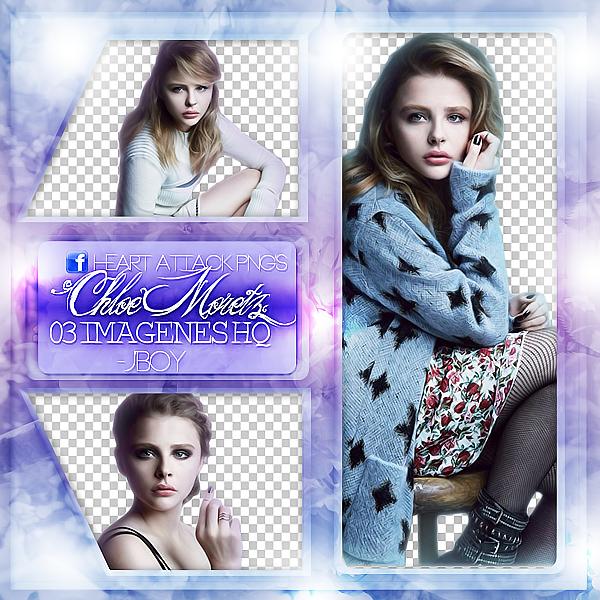 +PNG// Chloe Moretz by PacksHQ