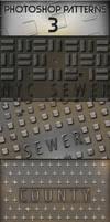 Photoshop Sewer Patterns