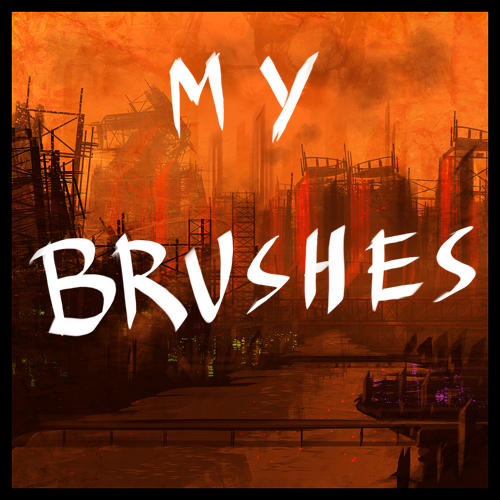 .:My Brushes 3:. by David-Holland