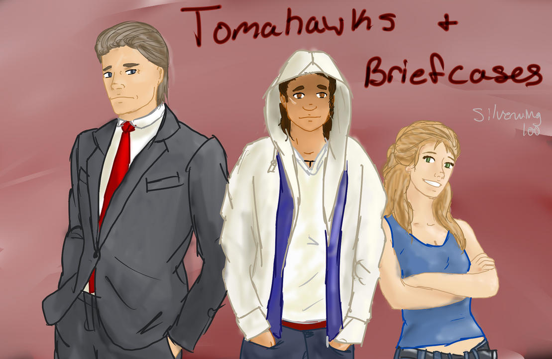 Connor And Haytham Fanfiction Tomahawks and Briefcases