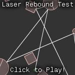 Laser Rebound Test