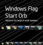 Windows Flag Start Orb